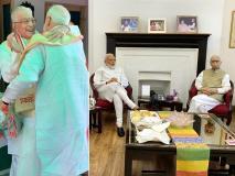 वीडियो: जीत के बाद मुरली मनोहर जोशी से गले मिले पीएम मोदी, आडवाणी के घर पहुंच कर छूए पैर