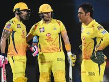 IPL 2019: दिल्ली पर जीत के बावजूद चेन्नई के इन दो स्टार बल्लेबाजों से एमएस धोनी हुए 'नाखुश'