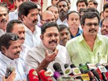 उच्चतम न्यायालय ने अन्नाद्रमुक के दो विधायकों के खिलाफ अयोग्यता की कार्यवाही पर रोक लगा दी
