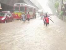 मुंबई: भारी बारिश से लोगों के हाल-बेहाल, मौसम विभाग ने फिर अलर्ट जारी कर दी चेतावनी
