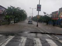 मुंबई में भारी बारिश, BMC ने स्कूल बंद का किया ऐलान, इलाके में ऑरेंज अलर्ट जारी