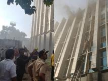 ईएसआईसी अस्पताल आग :संतोष गंगवार ने पीड़ितों के लिए मुआवजे की घोषणा की, 6 की मौत