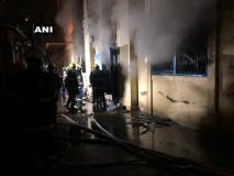 मुंबई: वर्ली के साधना इंडस्ट्रियल एस्टेट में लगी भीषण आग से 12 लोग घायल, रेस्क्यू ऑपरेशन जारी