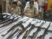 मुंगेर: AK-47 तस्करी मामले में पांच आरोपी जवानों का होगा नार्को, कोर्ट ने दी मंजूरी