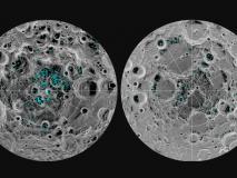 चंद्रयान ने खोजा चांद पर बर्फ, नासा ने तस्वीर साझा कर की पुष्टि