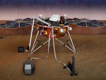नासा का इंसाइट लैंडर मंगल ग्रह पर हुआ लैंड, ग्रह के खुलेंगे रहस्य