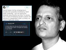 बॉलीवुड का यह बड़ा डायरेक्टर भी नाथूराम गोडसे को मानता है आजाद भारत का पहला आतंकवादी