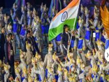 Asian Games 2018: नीरज चोपड़ा भारतीय दल के बने ध्वजवाहक, शानदार रहा उद्घाटन समारोह