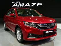 Auto Expo 2018: जानें नई Honda Amaze में क्या है खास, जल्द होगी लॉन्च