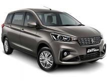 भारत में जल्द लॉन्च होने वाली Maruti Suzuki Ertiga की दिखी पहली झलक