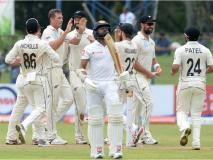 SL vs NZ, 2nd Test: दूसरे दिन भी बारिश से बाधित रहा मैच, श्रीलंका ने 66 ओवर में 6 विकेट गंवाकर बनाए 144 रन