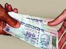 बलिया में वरिष्ठ लिपिक दो हजार रुपये रिश्वत लेते गिरफ्तार, मामला दर्ज