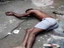 वीडियो वायरल: नाइजीरियाई युवक पर बच्चा खाने के आरोप, घर पहुंची दिल्ली पुलिस