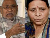 गोडसे-गांधी विवाद: प्रज्ञा ठाकुर पर भड़के नीतीश कुमार, राबड़ी देवी ने किया पलटवार