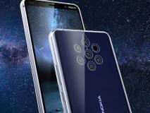 5 कैमरे वाले Nokia 9 PureView अगले महीने हो सकता है लॉन्च, तस्वीरें आई सामने