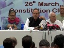 विपक्षी दलों का आरोपः नोटबंदी के बाद 40% कमीशन पर बदले गए नोट, जारी किया वीडियो, बीजेपी ने बताया फर्जी