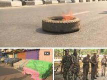 असम: NRC के विरोध में 46 संगठनों का राज्यभर में बंद, ट्रेन और यातायात को किया बाधित