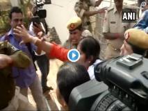 VIDEO:ओडिशा में बीजेपी महिला कार्यकर्ताओं और पुलिस में ऐसे हुई मारपीट, पिपिली रेप कांड से जुड़ा है मामला