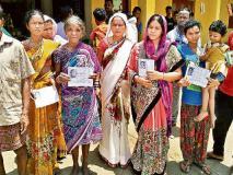 लोकतंत्र की जीत: बीजेपी विधायक भीमा मंडावी की हत्या से भी नहीं रुकीं ओजस्वी मंडावी, मौत के 48 घंटे के अंदर किया वोट