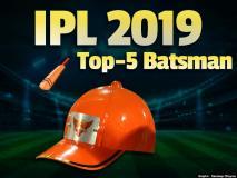 IPL 2019 Orange Cap Holder: डेविड वॉर्नर ने 'ऑरेंज कैप' पर किया तीसरी बार कब्जा, जानिए टॉप-5 बल्लेबाज