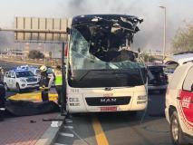 दुबई में बस दुर्घटना में मारे गए 12 भारतीयों के शव जल्द आएगा भारत, ईद के दिन हुई थी घटना