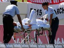 मैच के दौरान चोटिल हुए कीमो पॉल, स्ट्रेचर पर उठा ले जाया गया अस्पताल