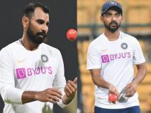 भारतीय खिलाड़ियों ने डे-नाइट टेस्ट के लिए पिंक बॉल से शुरू की प्रैक्टिस, राहुल द्रविड़ दे रहे हैं गुरु मंत्र