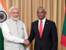 पीएम मोदी ने मालदीव के राष्ट्रपति के साथ की चर्चा, छह समझौतों पर हुए हस्ताक्षर