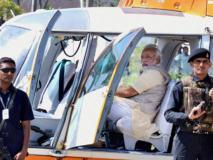 पीएम मोदी के हेलिकॉप्टर जांच विवाद ने पकड़ा तूल, पूर्व चुनाव आयुक्त बोले- मोदी ने छवि सुधारने का मौका गंवाया