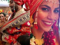 शादी के बंधन में बंधे प्रतीक बब्बर- सान्या, देखें शादी की दिल छू जानें वाली खास फोटोज