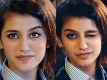 अपने आंखों के जादू से लोगों को दीवाना बना देने वाली प्रिया प्रकाश की आवाज भी कर देगी आपको घायल