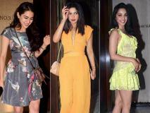 Photos: मनीष मल्होत्रा की पार्टी में प्रियंका चोपड़ा, सारा अली खान, कियारा आडवाणी समेत कई बड़ी हस्तियां हुईं शामिल