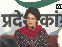 अनुच्छेद 370: प्रियंका गांधी ने प्लेन में राहुल से बात करती महिला का वीडियो किया शेयर, कश्मीर को लेकर विरोधियों पर निकाला गुस्सा