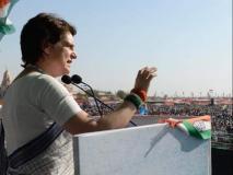 प्रियंका गांधी का पहला ट्वीट, बोलीं- साबरमती में सच जिंदा है