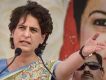किसानों की भलाई का प्रचार करने वाली भाजपा सरकार अन्नदाताओं को बोलने नहीं देती, क्यों उन्हें दिल्ली आने से रोक देती है: प्रियंका गांधी