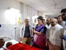 सोनभद्र हत्याकांड: प्रियंका गांधी ने फिर से साधा बीजेपी पर निशाना, मुझे नहीं अपराध रोकिये योगी जी