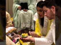 प्रियंका निक सगाई पार्टी : देसी गर्ल के जश्न में शामिल हुआ अंबानी परिवार, बॉलीवुड सितारों का दिखा ग्लैमरस लुक