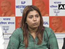 ममता मीम विवाद: बीजेपी कार्यकर्ता प्रियंका शर्मा रिहा हुईं, कहा-नहीं मागूंगी माफी