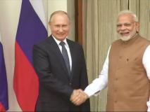 भारत और रूस के बीच पांच S-400 एयर डिफेंस मिसाइल समेत कुल 8 समझौतों पर हुए हस्ताक्षर