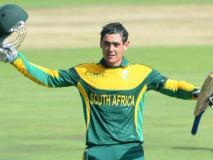 दक्षिण अफ्रीका ने भारत दौरे के लिए घोषित की टीम, डि कॉक को टी20 की कमान, टेस्ट में तीन नए चेहरे शामिल