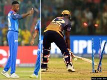 IPL 2019: रबादा ने 'सुपर ओवर' में यॉर्कर पर किया रसेल को बोल्ड, गांगुली ने कहा, ये 'आईपीएल की सर्वश्रेष्ठ गेंद' होगी