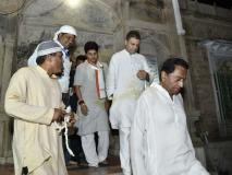 मध्य प्रदेश चुनाव 2018: चुनाव से पहले मस्जिद पहुंचे राहुल, चंबल में रोड शो आज