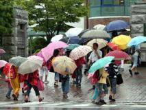 मौसम अधिकारियों के अनुसार दिल्ली में आज बारिश की संभावना, 27 डिग्री सेल्सियस तक हो सकता है न्यूनतम तापमान