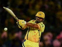 IPL 2018: प्लेऑफ में खूब चला है रैना का बल्ला, हैदराबाद के लिए खतरे की घंटी!