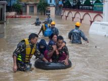 उत्तर प्रदेश में भारी बारिश; चार राज्यों में 48 लोगों की मौत, बिहार में जनजीवन प्रभावित