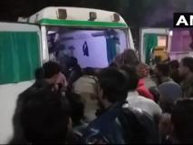 राजस्थानः प्रतापगढ़-जयपुर हाइवे पर एक बेकाबू ट्रक ने बारातियों को रौंदा, 10 लोगों की मौत