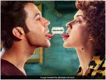 कंगना-राजकुमार की फिल्म 'मेंटल है क्या' का मोशन पोस्टर हुआ आउट, जल्द होगा ट्रेलर रिलीज