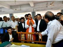लोकसभा चुनाव 2019: जयपुर (ग्रामीण) लोकसभा सीट से राज्यवर्धन सिंह ने भरा पर्चा, जानिए कितनी है संपत्ति