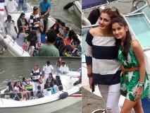 रवीना टंडन ने समंदर के बीच मनाया अपनी बेटी का 13वां बर्थडे, देखें तस्वीरें