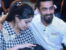 क्रिकेटर रवींद्र जडेजा की पत्नी को पुलिसवाले ने बुरी तरह पीटा, शरीर में चोट के निशान